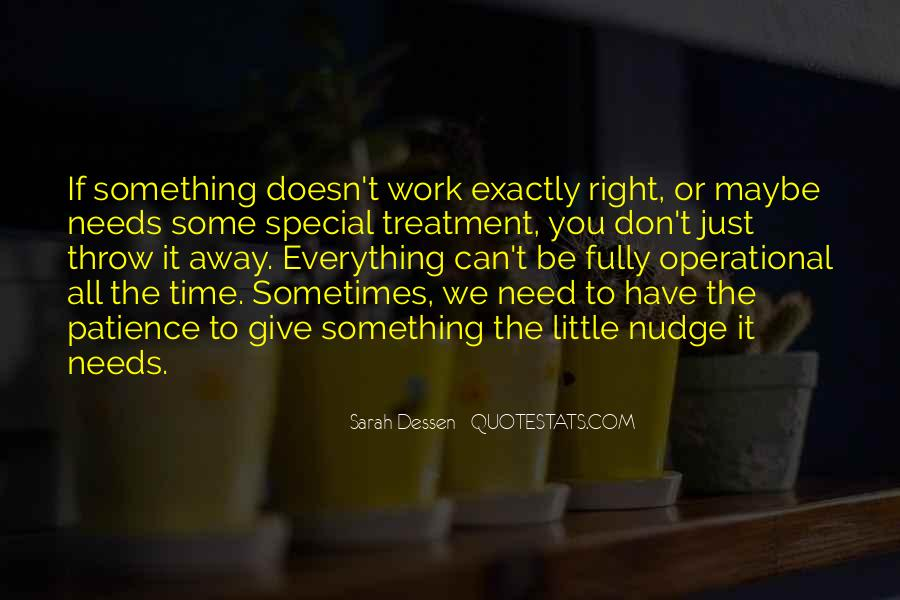 Patience Work Quotes #179704