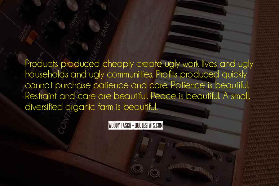 Patience Work Quotes #204506