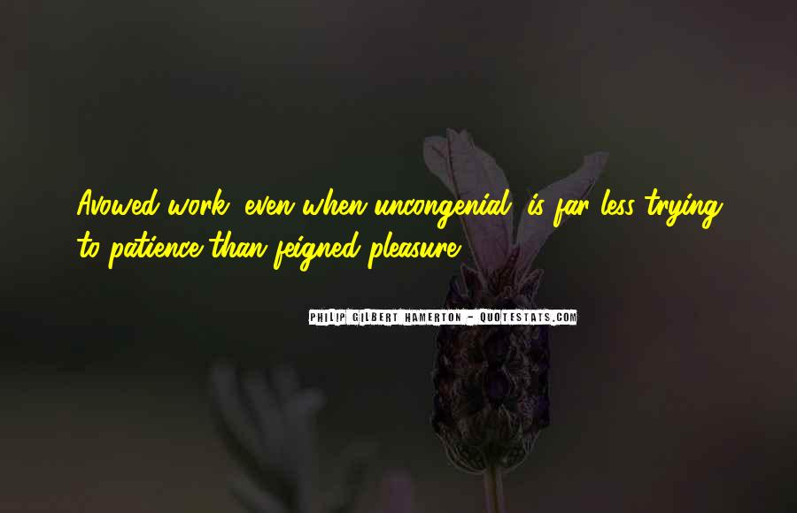 Patience Work Quotes #274944