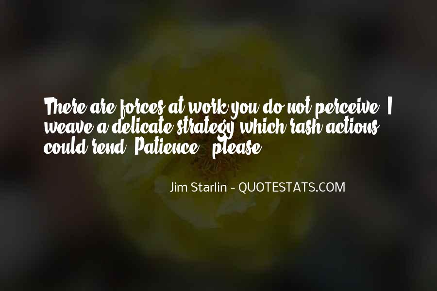 Patience Work Quotes #300185