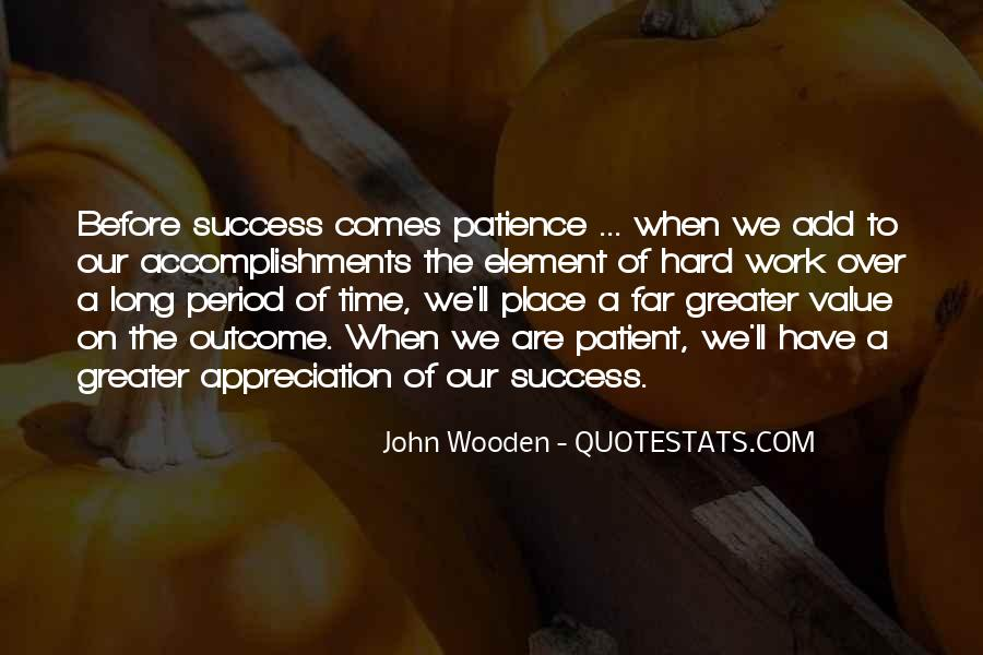 Patience Work Quotes #354585