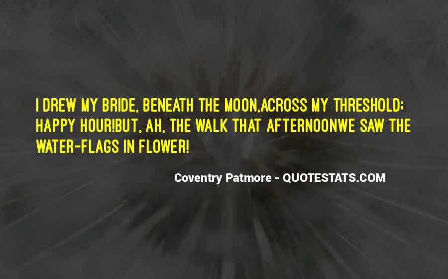 Patmore Quotes #157430