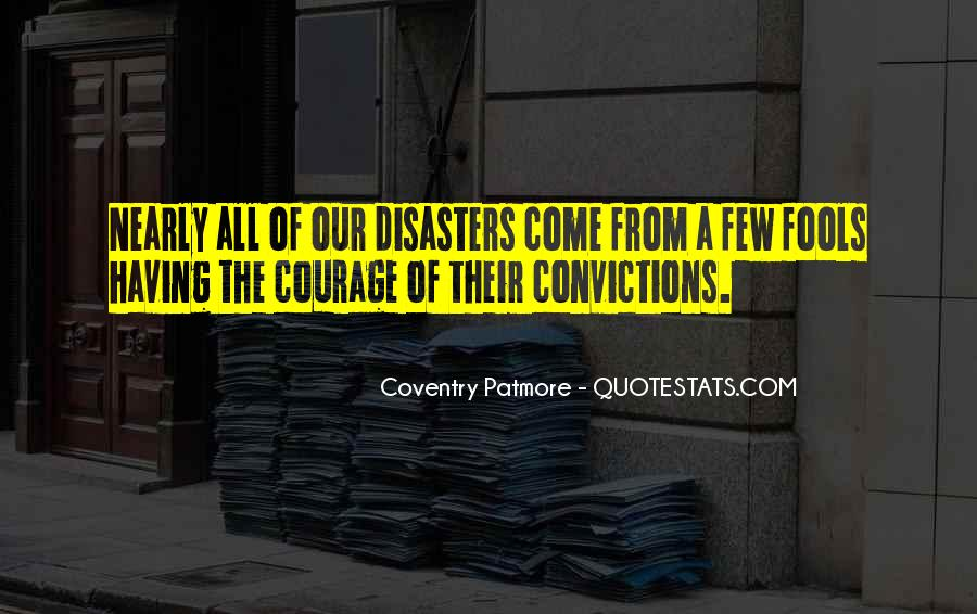 Patmore Quotes #1760452