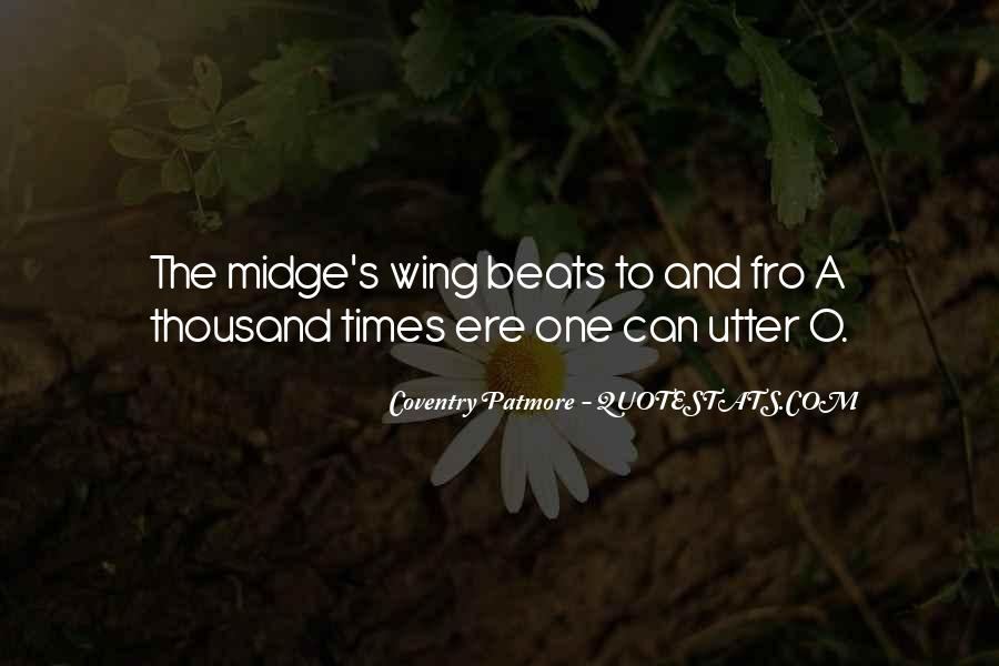 Patmore Quotes #341129