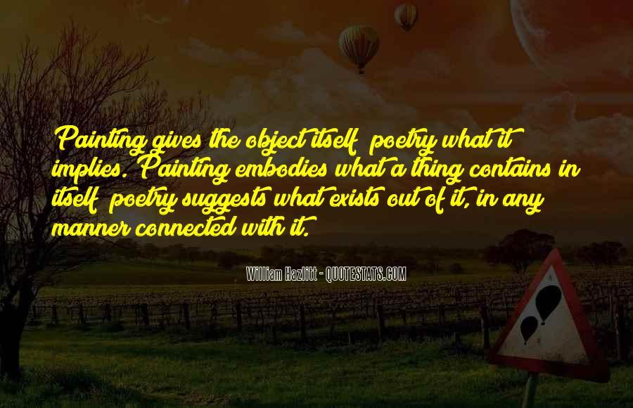 Patrick Mackay Quotes #329668