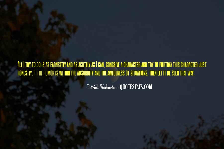 Patrick Warburton Best Quotes #436087