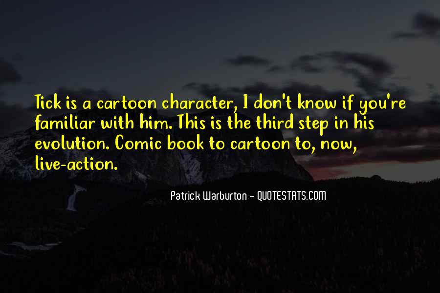 Patrick Warburton Best Quotes #469441