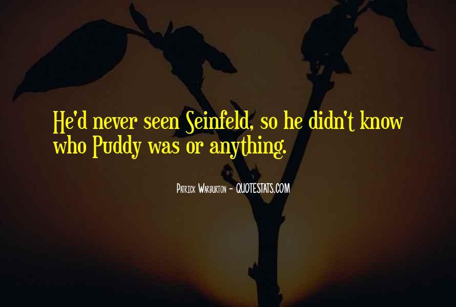 Patrick Warburton Best Quotes #731287