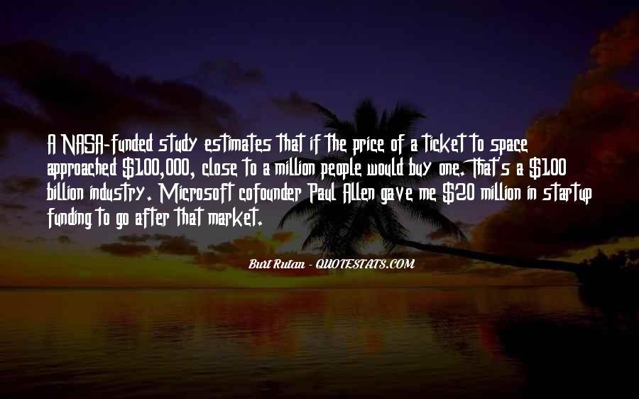 Paul Allen Microsoft Quotes #828839