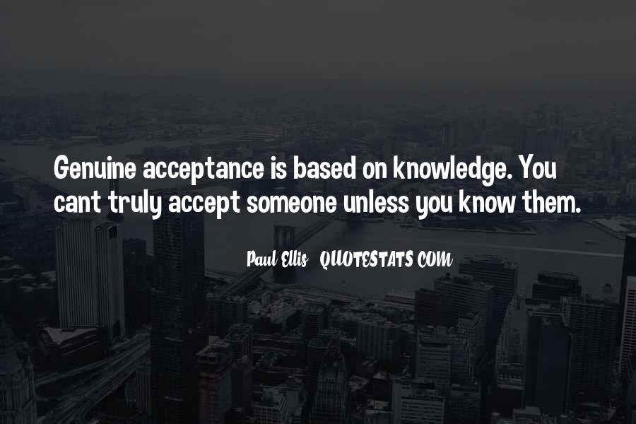 Paul Coe Quotes #1767