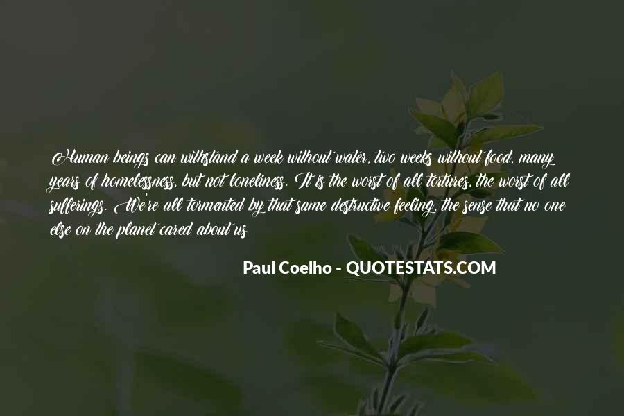 Paul Coe Quotes #313