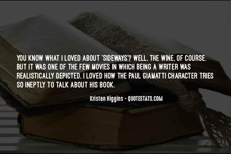 Paul Higgins Quotes #1702262