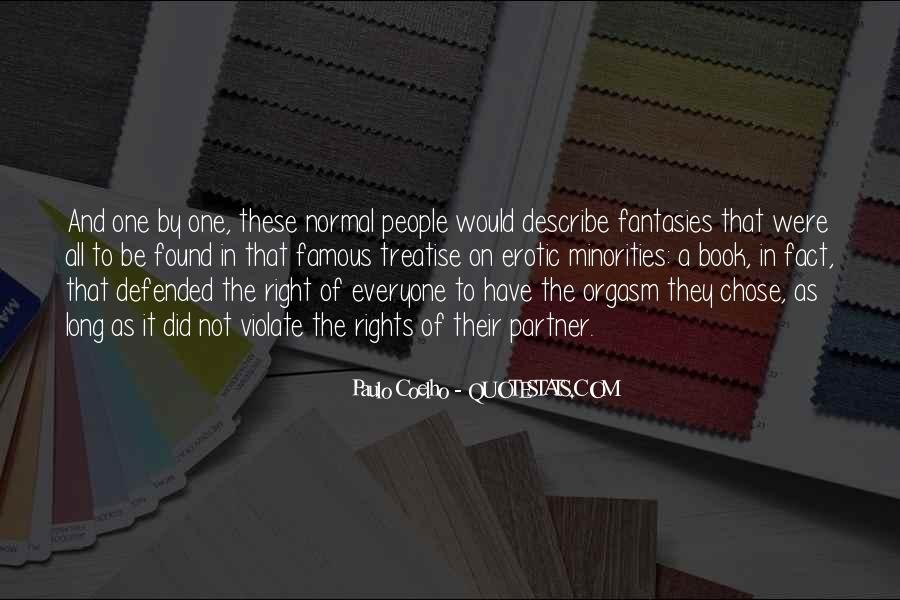Paulo Coelho Famous Quotes #1187639