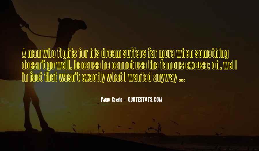 Paulo Coelho Famous Quotes #1619596