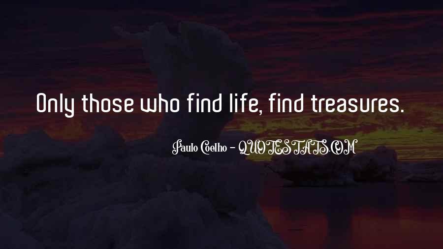 Paulo Coelho The Alchemist Quotes #1009764