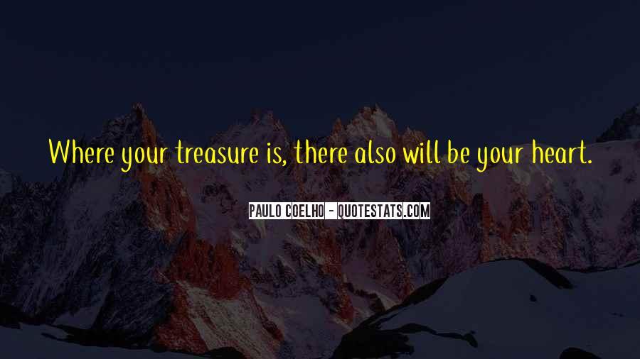 Paulo Coelho The Alchemist Quotes #1064983