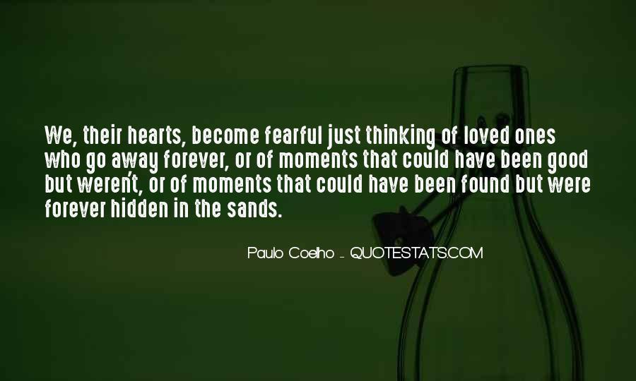 Paulo Coelho The Alchemist Quotes #1121964