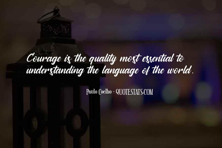 Paulo Coelho The Alchemist Quotes #1367452