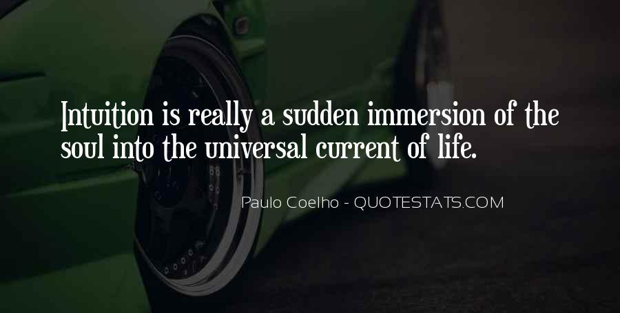 Paulo Coelho The Alchemist Quotes #1380406