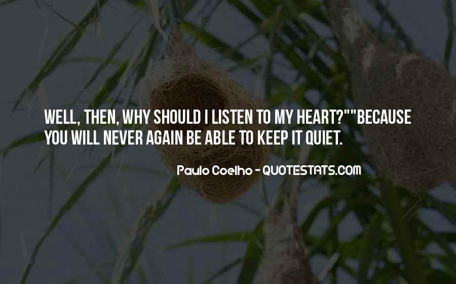 Paulo Coelho The Alchemist Quotes #1650716