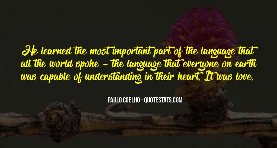 Paulo Coelho The Alchemist Quotes #363397