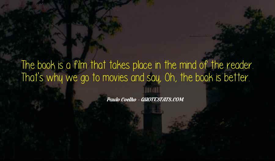Paulo Coelho The Alchemist Quotes #554141