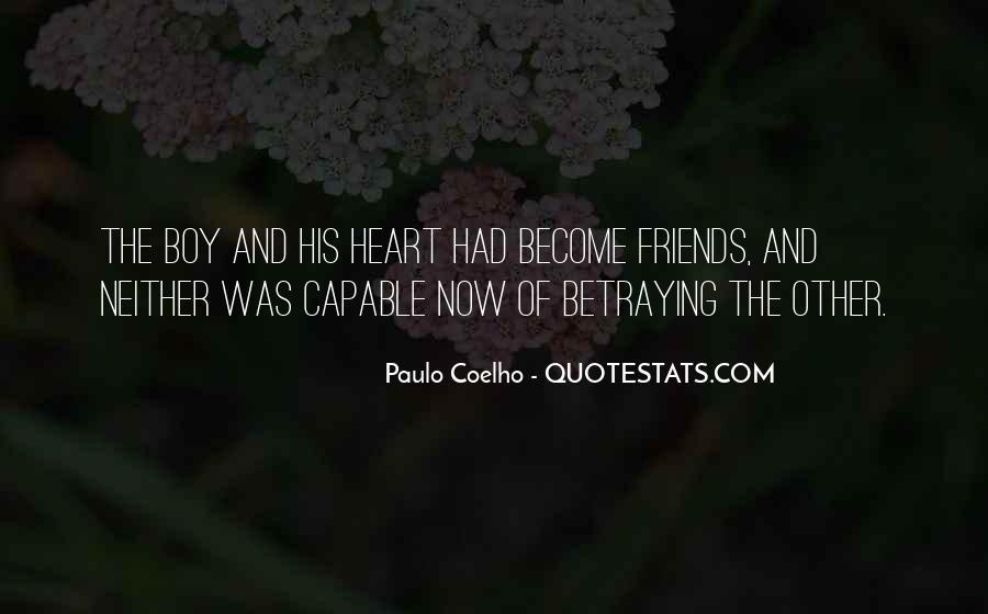 Paulo Coelho The Alchemist Quotes #812226