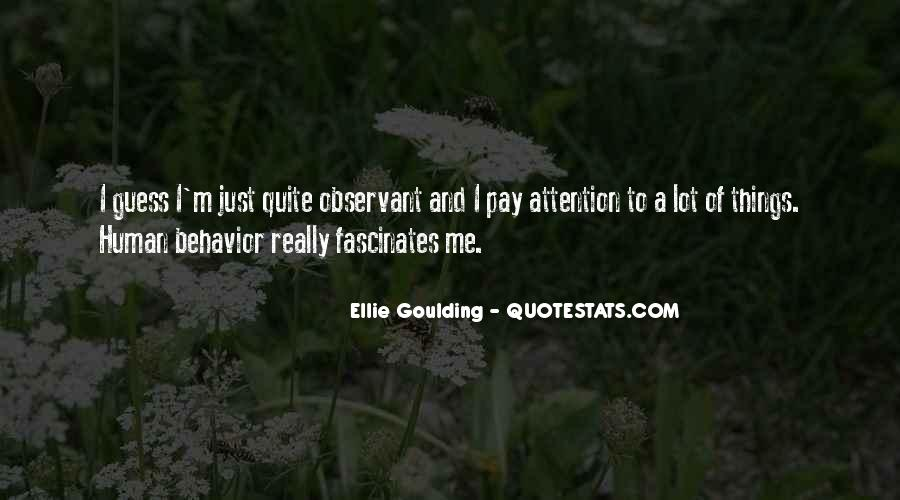 Pay Me Attention Quotes #1112499