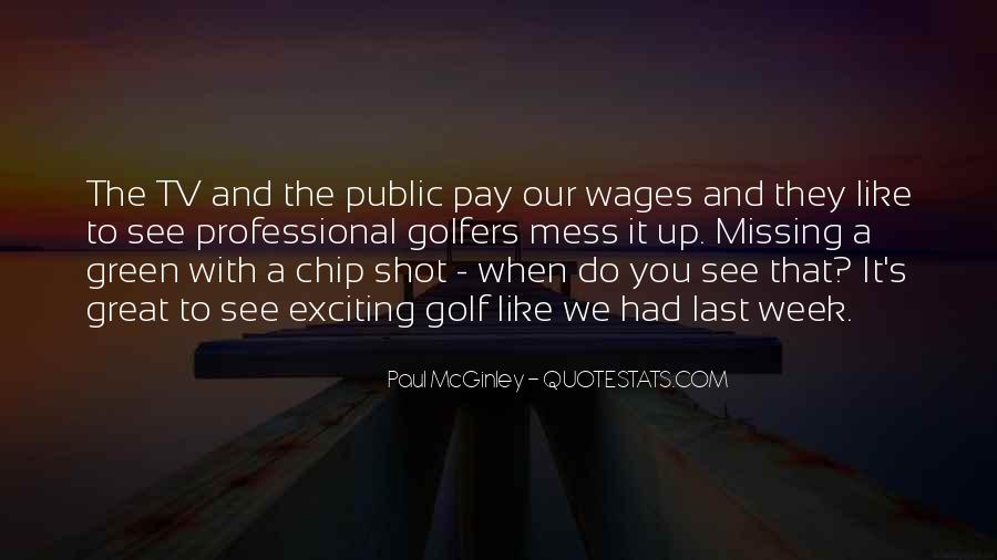 Pay Up Quotes #197441