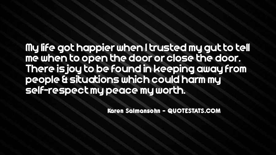 Peace Keeping Quotes #1179057