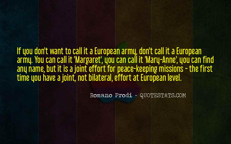 Peace Keeping Quotes #1246862