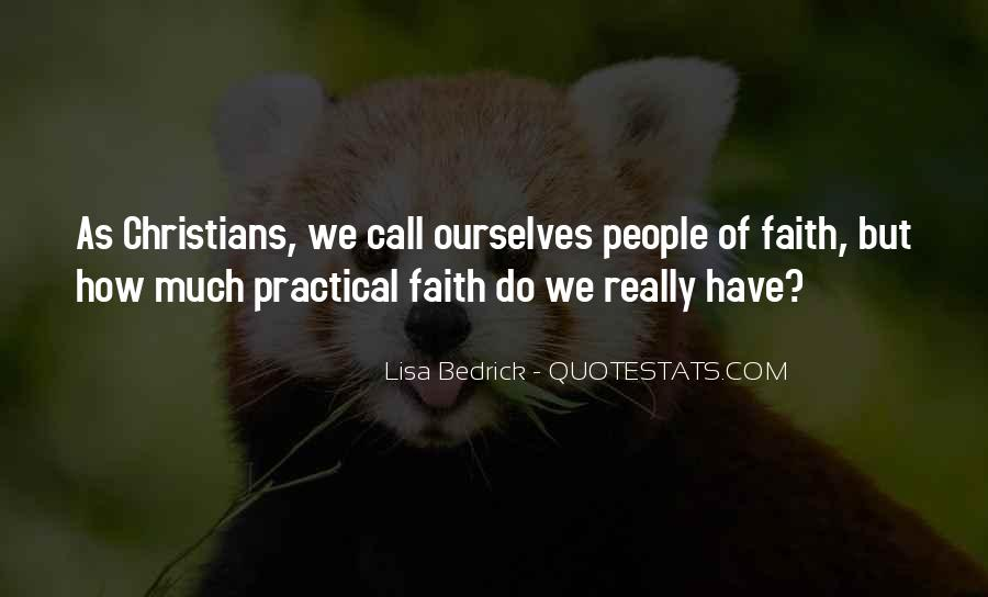 Peace Love Faith Quotes #1053164