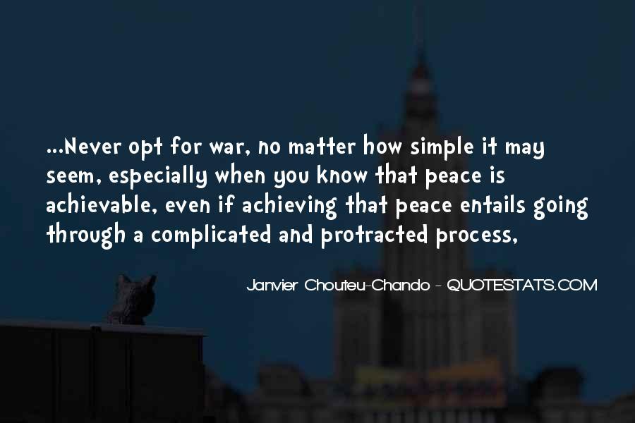 Peace Love Faith Quotes #1167330