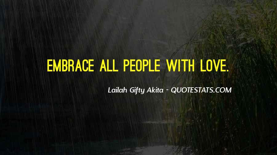 Peace Love Faith Quotes #1181507