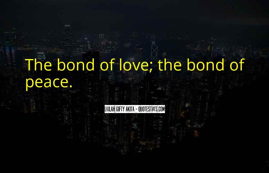 Peace Love Faith Quotes #1424777