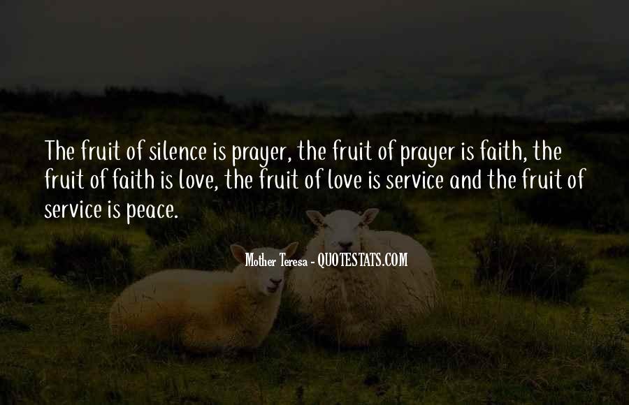 Peace Love Faith Quotes #143776