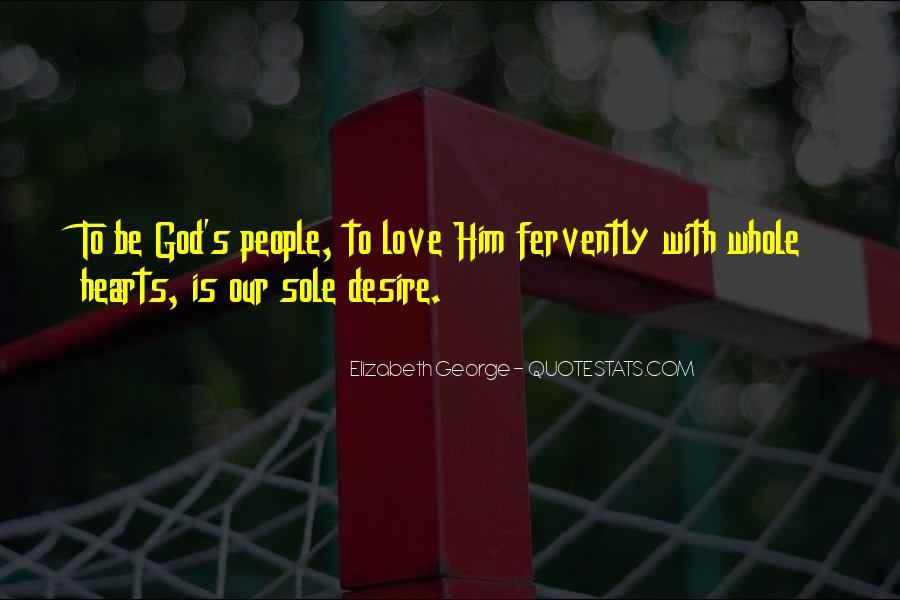Peace Love Faith Quotes #1471051