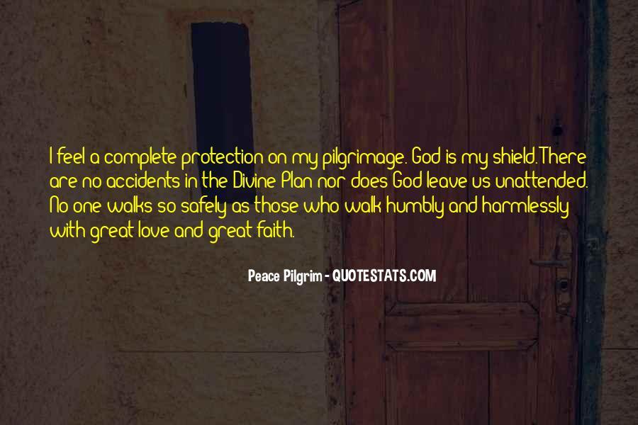 Peace Love Faith Quotes #1781791