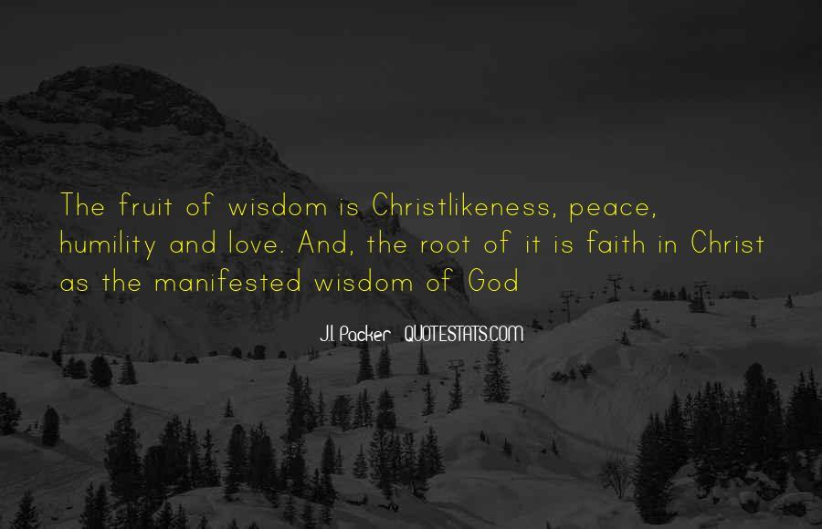 Peace Love Faith Quotes #181973