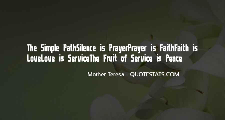 Peace Love Faith Quotes #334470