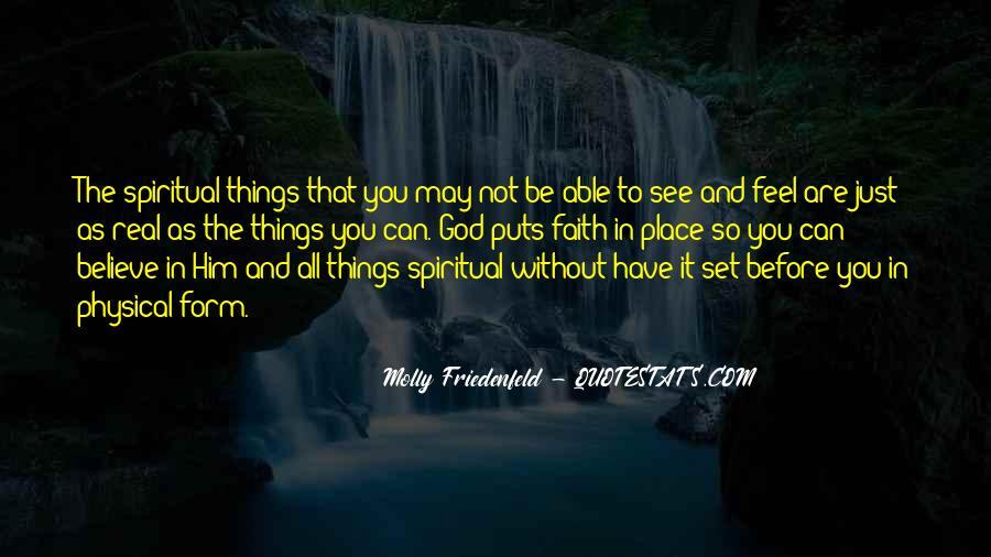 Peace Love Faith Quotes #534957