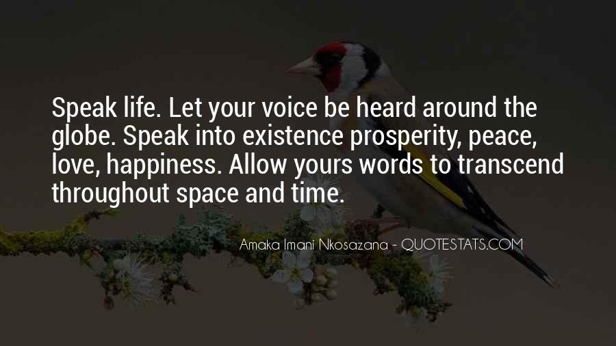 Peace Love Faith Quotes #628762