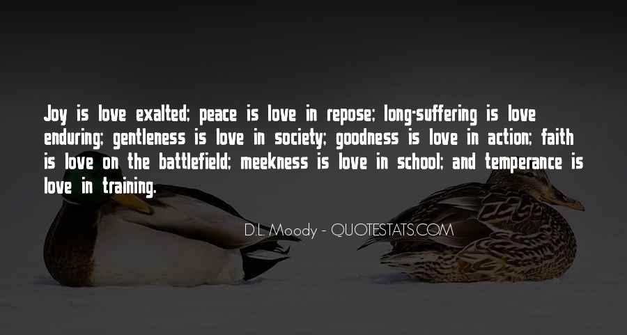 Peace Love Faith Quotes #69988