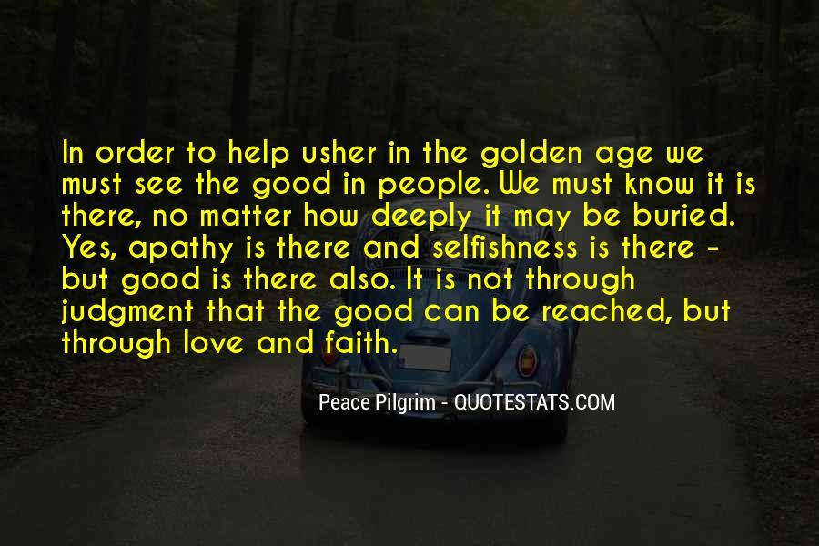Peace Love Faith Quotes #787335