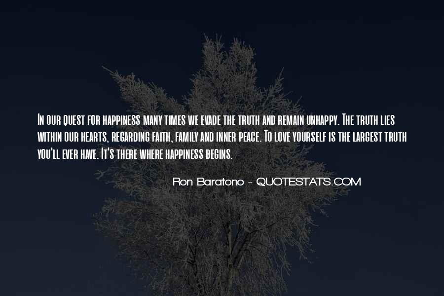 Peace Love Faith Quotes #798808