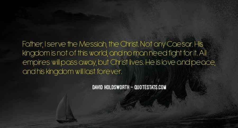 Peace Love Faith Quotes #961767