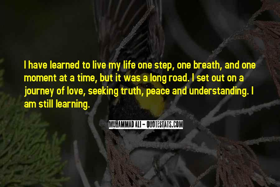 Peace Love Understanding Quotes #1692145