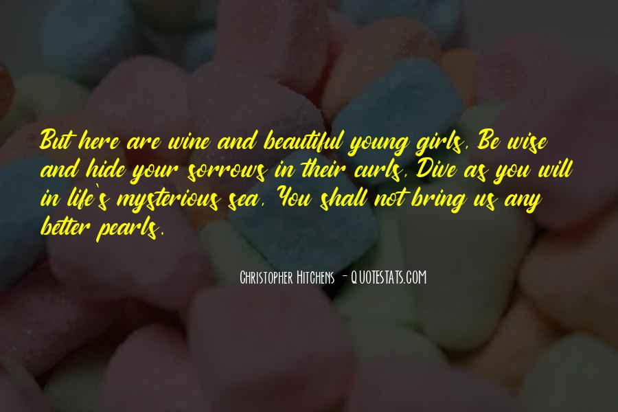 Pearls And Curls Quotes #186120