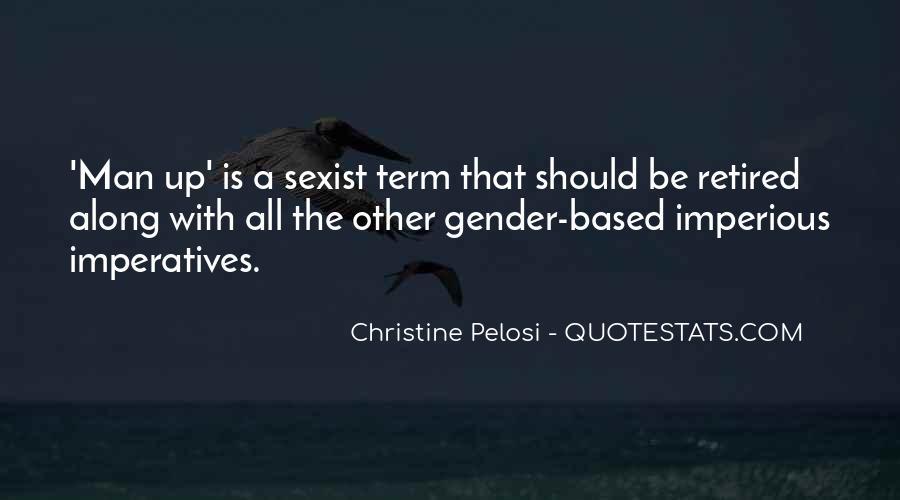 Pelosi's Quotes #126089