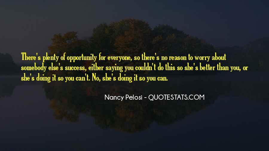 Pelosi's Quotes #1277578